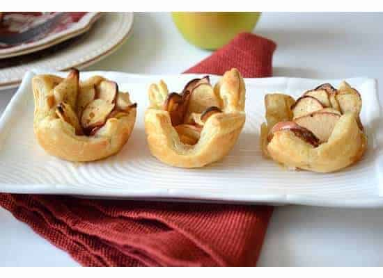 Baked Apple Cuplettes Recipe