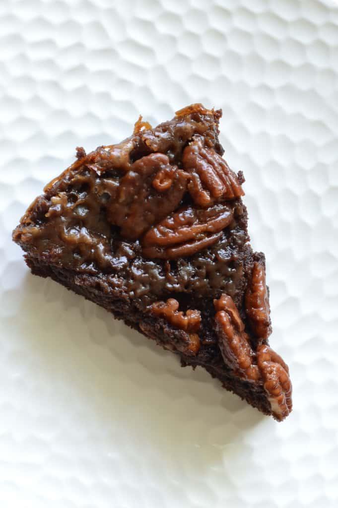 Pecan Pie Brownie Recipe Easy Brownie Recipe Whisk