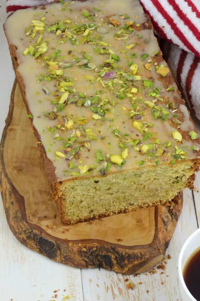 How To Make Pistachio Pound Cake
