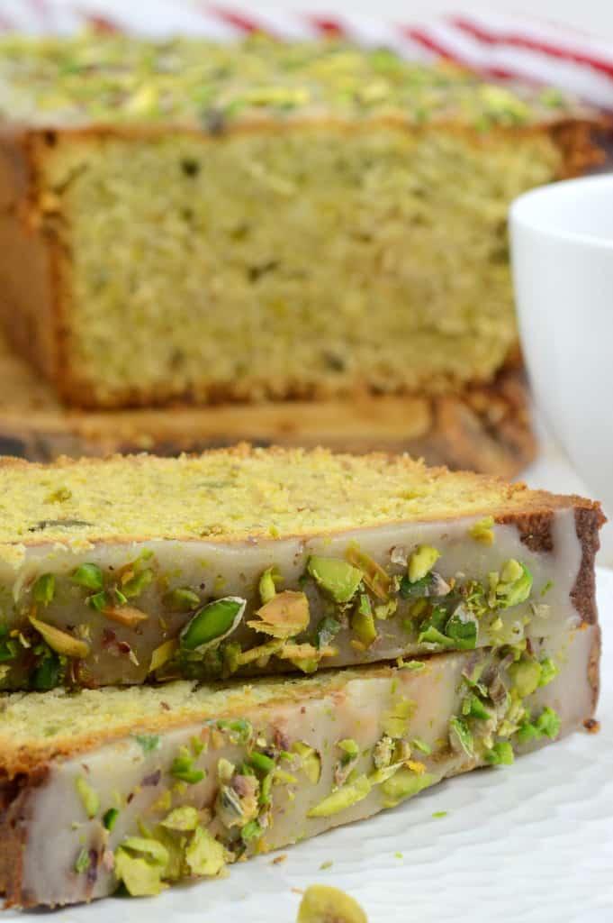 Pistachio Pound Cake recipe, How to make Pistachio Pound Cake