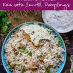 Punjabi Wadi Chawal is a rice dish that is well flavored and prepared just like any pulao or biryani. It is also very healthy and very nutritious. #Indian #Rice #Dish #punjabirecipe #ricerecipes