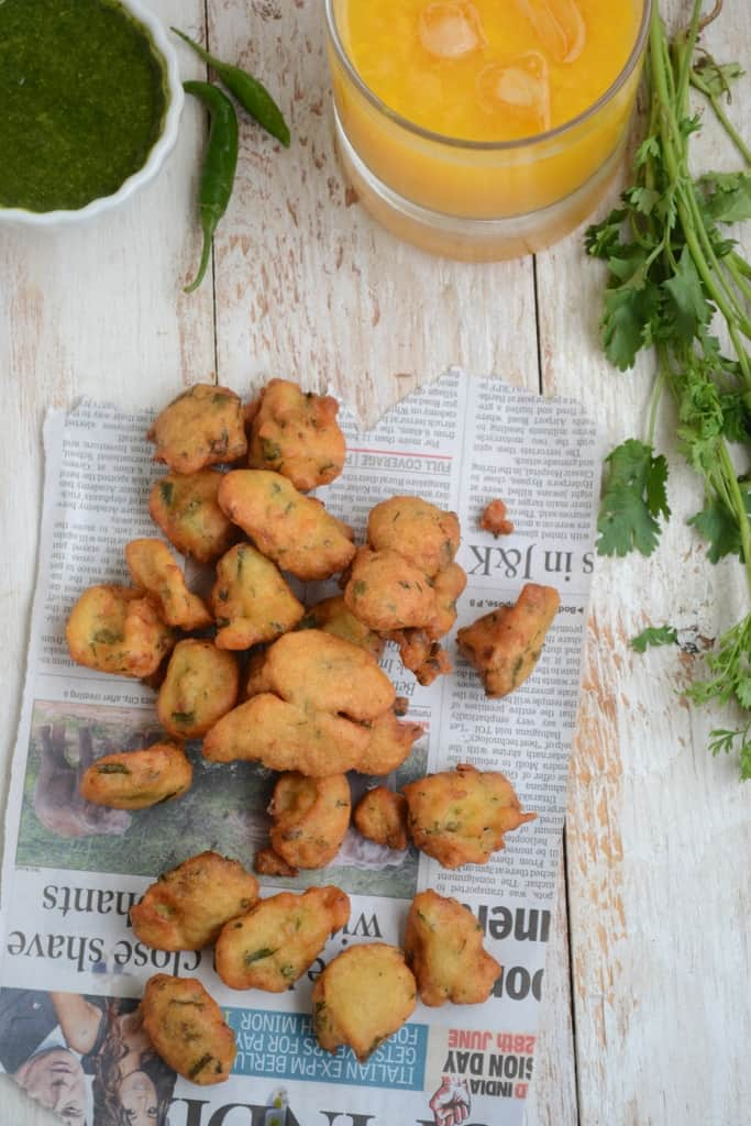 Moongode / Indian Lentil Fritters