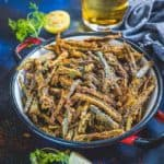 Kurkuri Bhindi is a spicy fried snack or main course dish made using Okra, gram flour and spices. It is very irresistible and can be prepared in minutes.