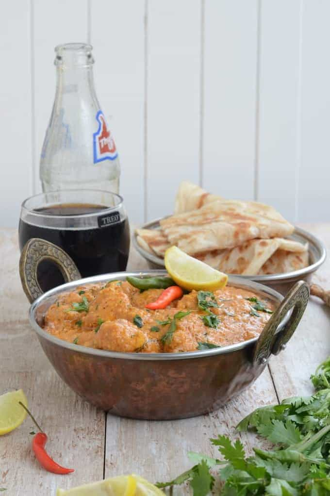 Butter Chicken is one of the most loved recipes in India. This creamy, buttery rich gravy is made with simple ingredients and tastes delicious.