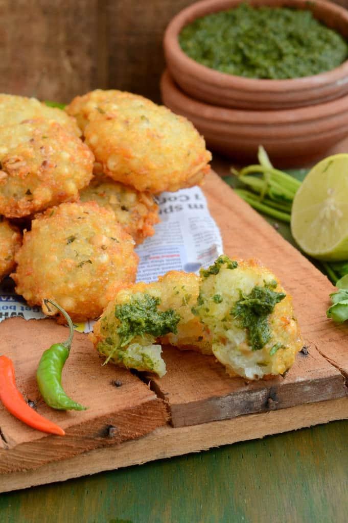 how to prepare sabudana vada in telugu