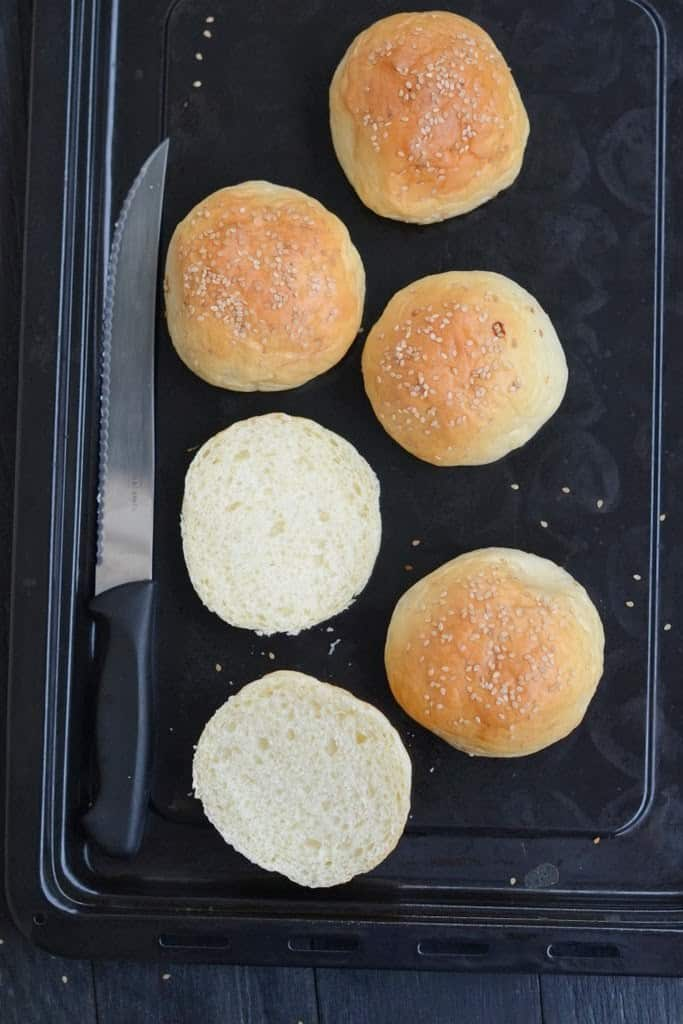how to make soft buns at home