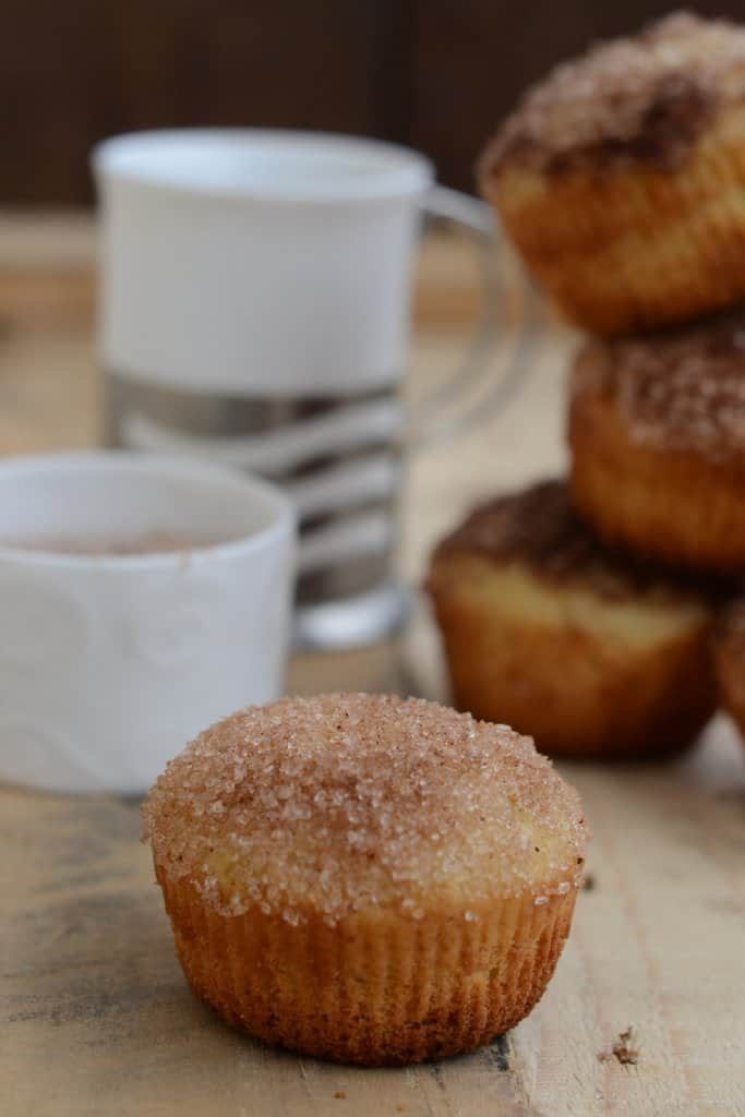 French Breakfast Muffins - Whisk Affair