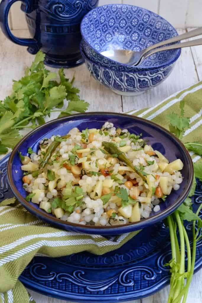Sabudana Khichdi Recipe, How to make Sabudana Khichdi | Vrat Recipe