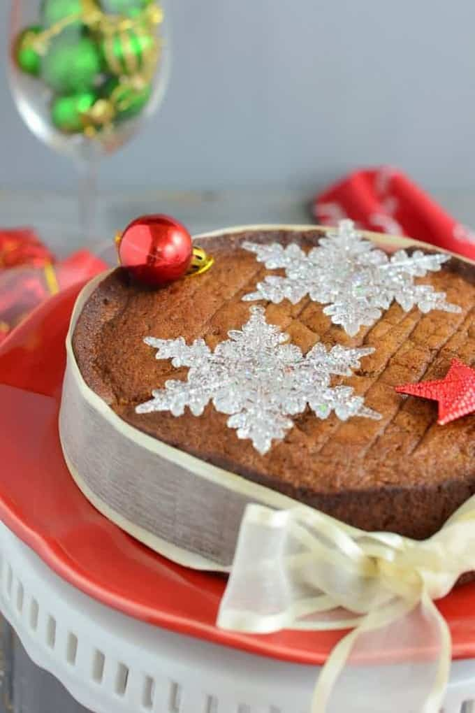 Christmas Fruit Cake / Plum cake