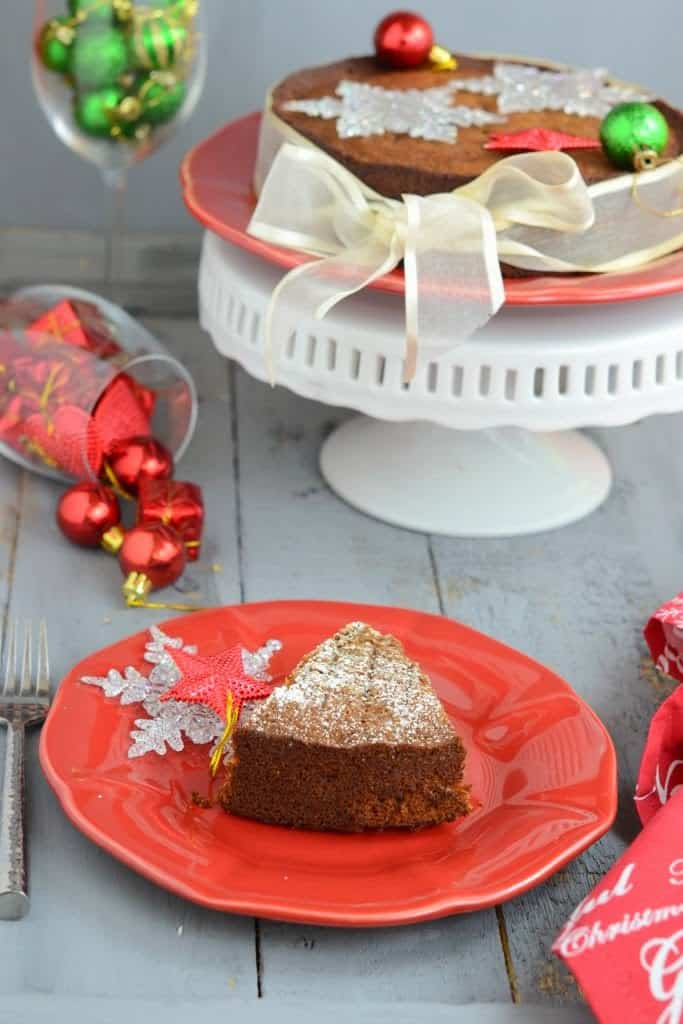 Christmas in my family is not complete without this traditional Christmas Fruit Cake or Plum Cake. It is easy to make at home using this fool proof recipe.