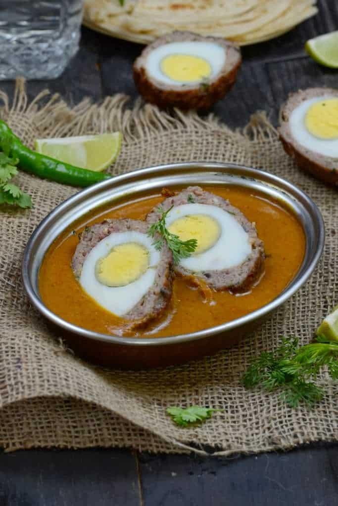 Nargisi Kofta Recipe, How to make Nargisi Kofta