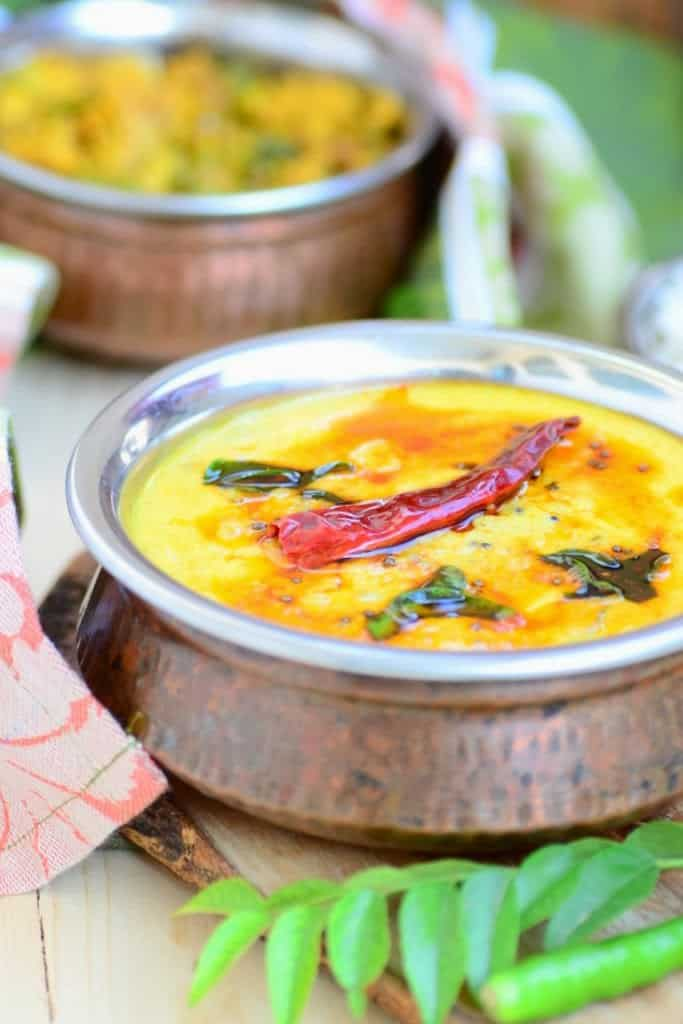 Vegetable Kadhi Recipe