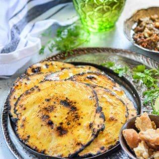Makki ki Roti Recipe | How to make Makki ki Roti | Makki Di Roti