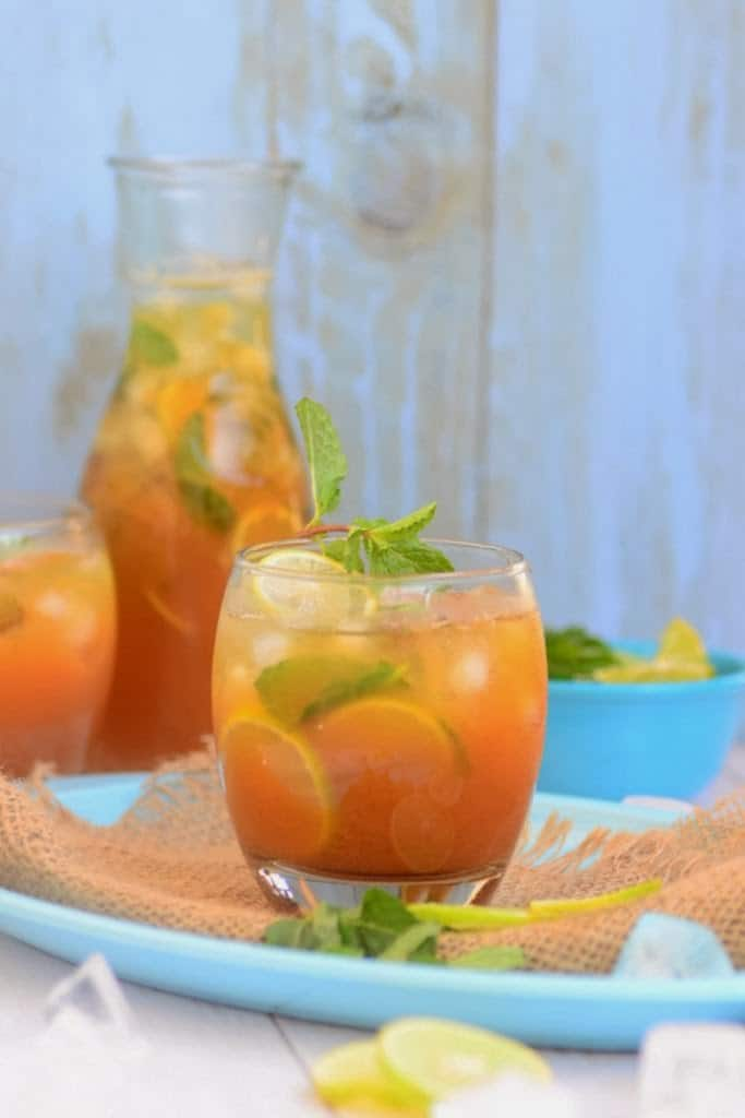 Passion Fruit Iced Tea Recipe