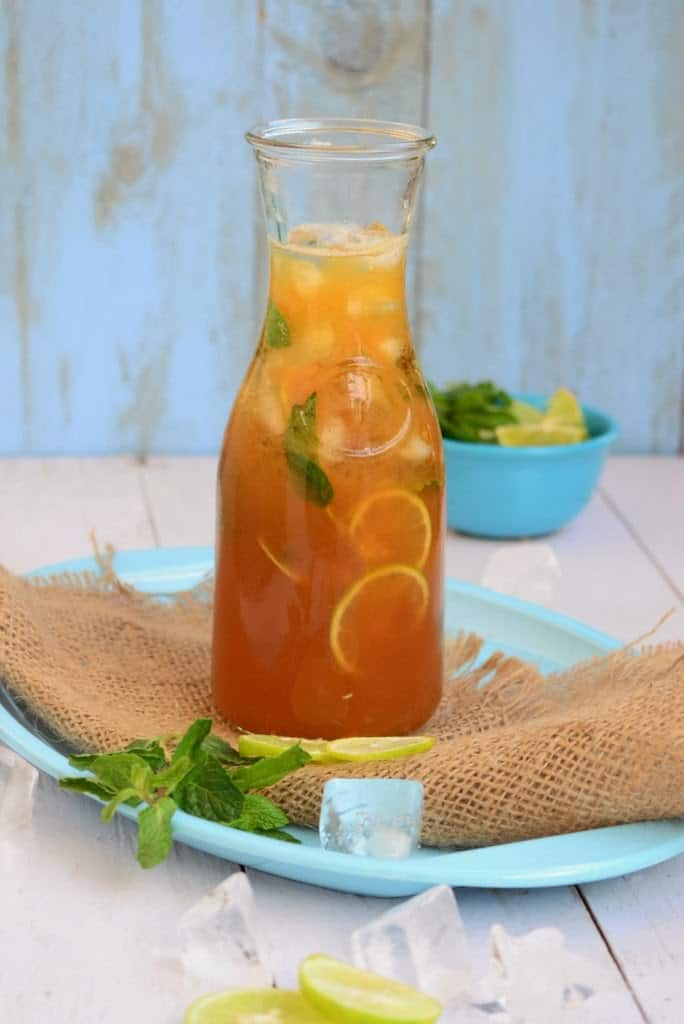Passion Fruit Iced Tea recipe, How to make Passion Fruit ...