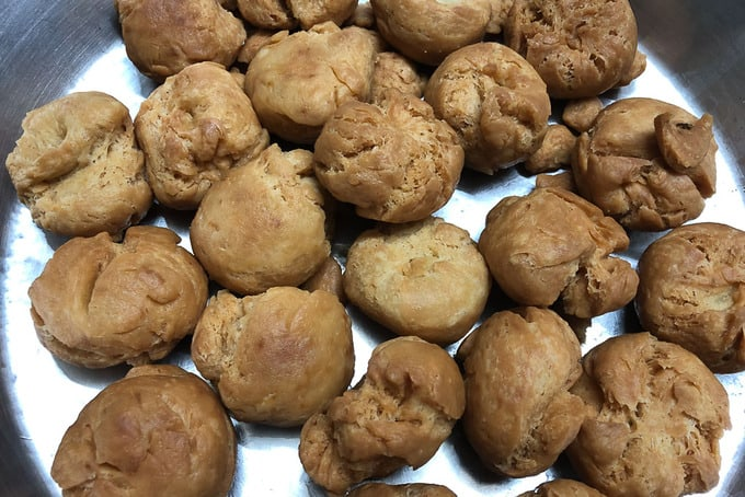 Fried balushahi