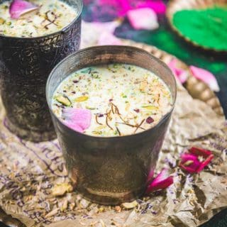 Homemade Thandai Recipe – Video Recipe