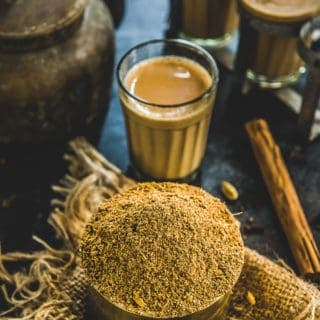 Best Homemade Chai Masala Recipe (Tea Masala) + Video