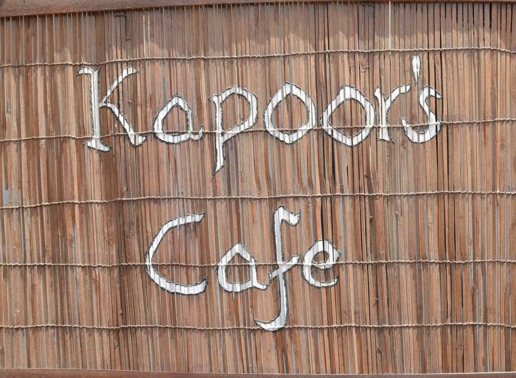 Breakfast @ Kapoor's Cafe, Whitefield, Bangalore