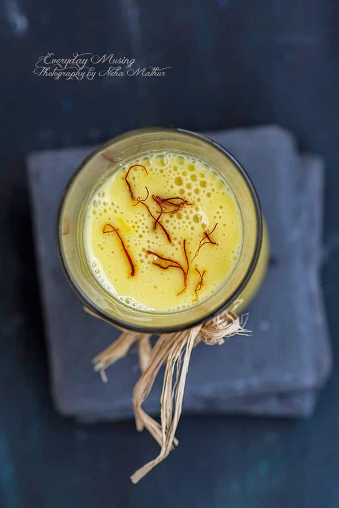 Make a refreshing and nutritious drink for yourself in Badam Ka Sharbat. Keep the sharbat for days and mix with cold milk to enjoy.