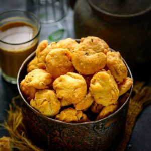 Methi Mathri is a savory flaky and crispy tea time snack that brings back memories of childhood. They are ideal preparations for the festive season too. Here is how to make Methi Mathri Recipe.