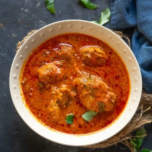 Chettinad Chicken is a South Indian chicken curry from the Chettinad region in Tamil Nadu. It can be made dry or with gravy. Here is how to make it.