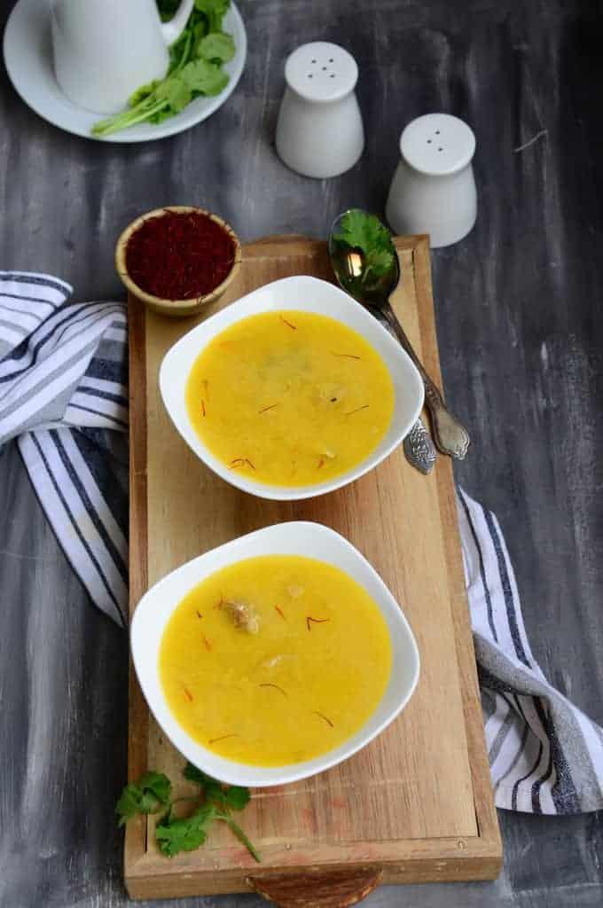 pakistani chicken soup - 680×1024