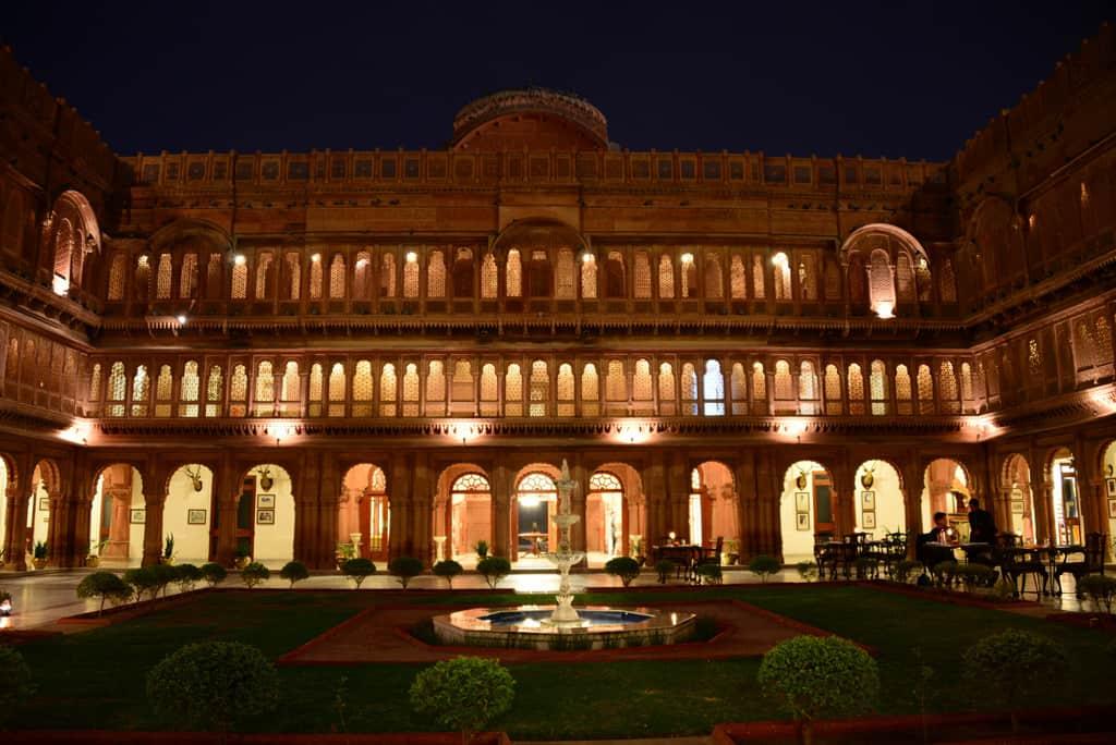 Laxmi Nivas palace, Bikaner