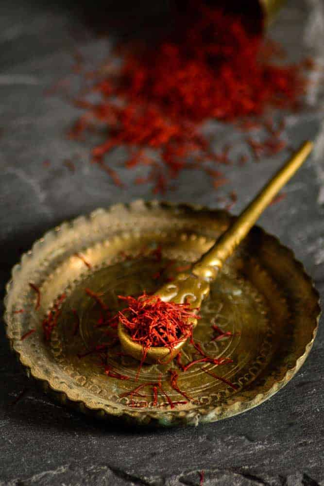 Saffron #Know your ingredients