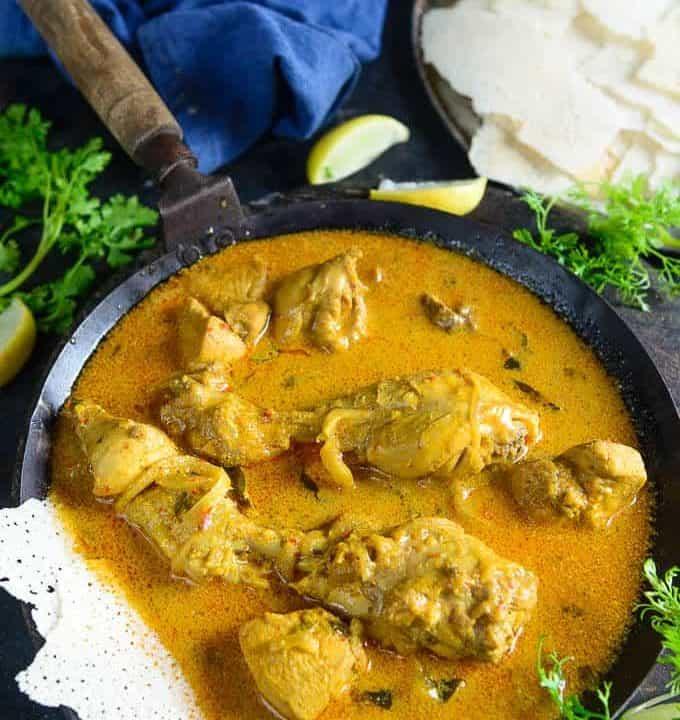 Kori Rotti served in a bowl.
