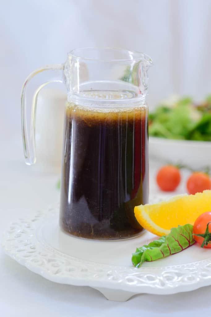 Asian Orange Ginger Salad Dressing Recipe, How to make Asian Orange ...