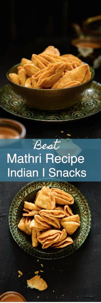 Parti Mathri or Nimki is a famous Indian dry snack which can be made ahead and stored for almost a month in an air tight container. Here is a Mathri Recipe to make at home. Indian I Snacks I traditional i authentic I Easy I simple I best I perfect I quick I Flaky I crispy I