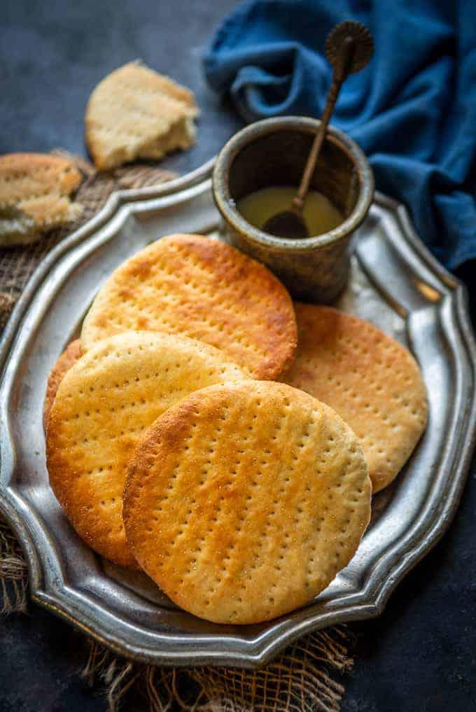 Bakarkhani Roti