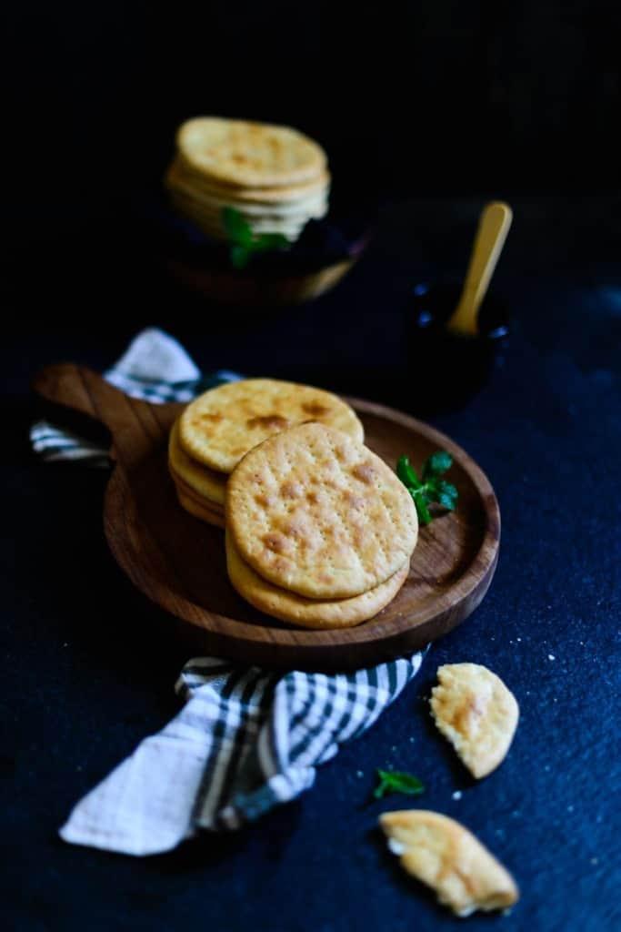 Bakarkhani Roti Recipe, How to make Bakarkhani Roti