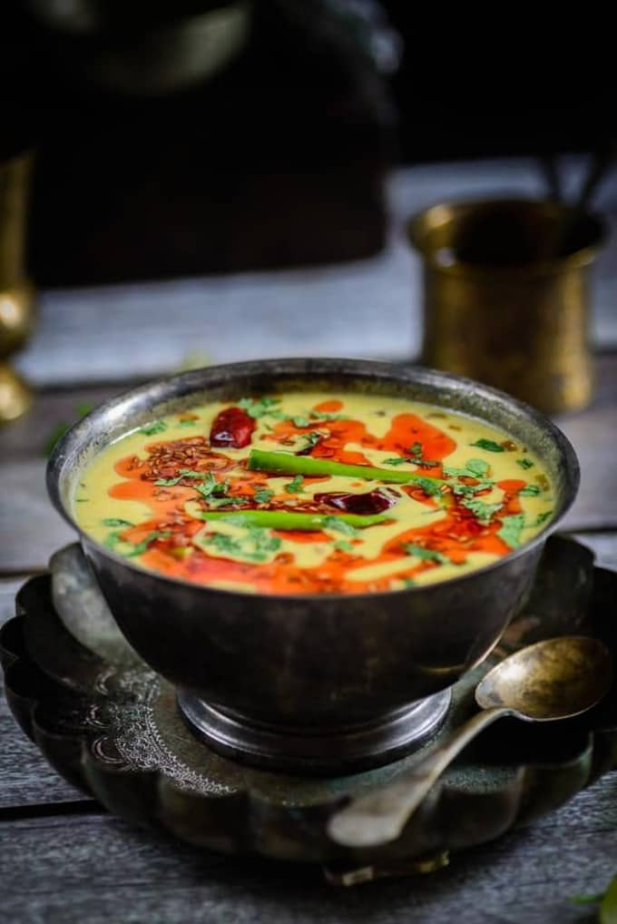 Sultani Dal is nawabi Lentil recipe which is of Mughal origin. The dal is cooked along with rich ingredients which gives it a truly Royal feel.