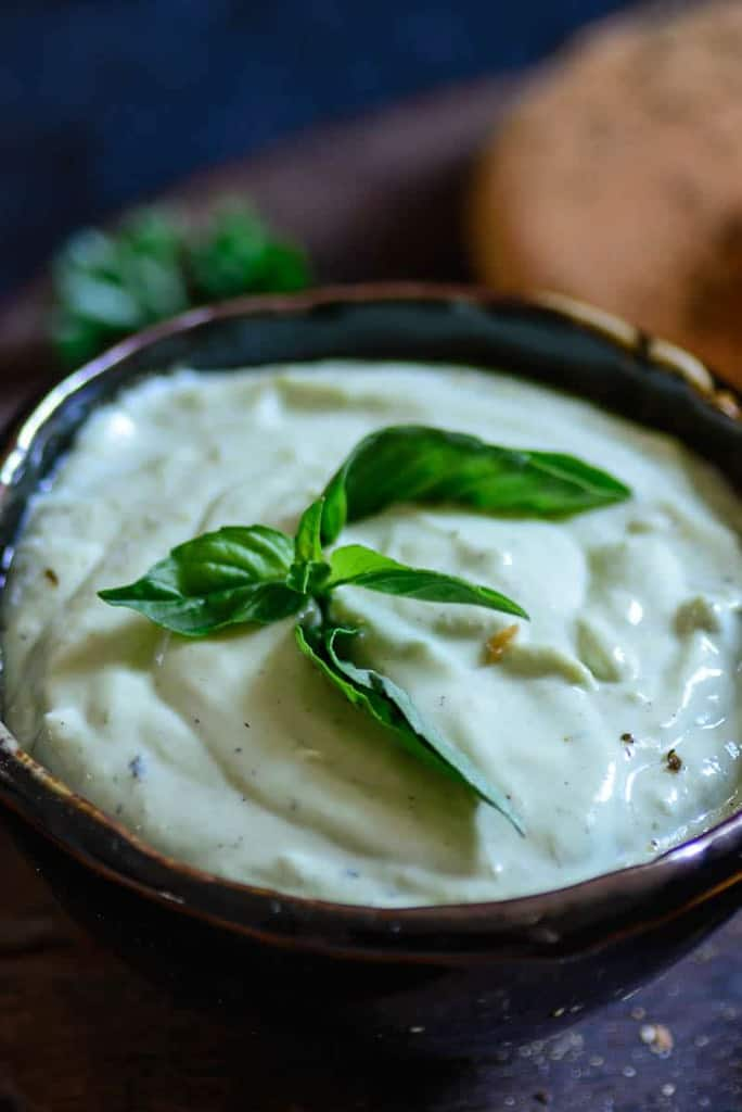 Jalapeno Garlic Whipped Feta Dip is a quick and easy to make dip and it can be paired with Pita chips, crackers or veggie sticks.