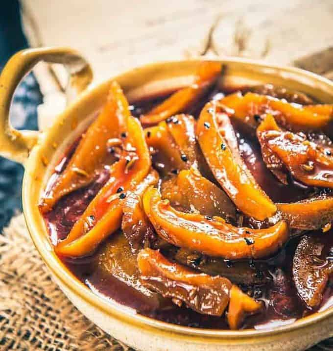 Sweet Mango Chutney , Homemade Mango Chutney, Aam Ki Launji, Mango chutney recipe Indian, spicy mango chutney recipe, quick mango chutney