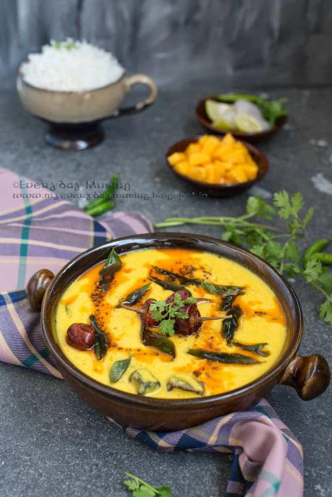 Fajito or Mango kadhi
