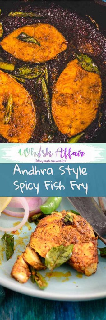 Spicy Fish Fry in Andhra style is a delicious and easy to make appetizer recipe. Here is a tried and tested traditional recipe to make Spicy Fish Fry. #Fish #Recipe #Indian