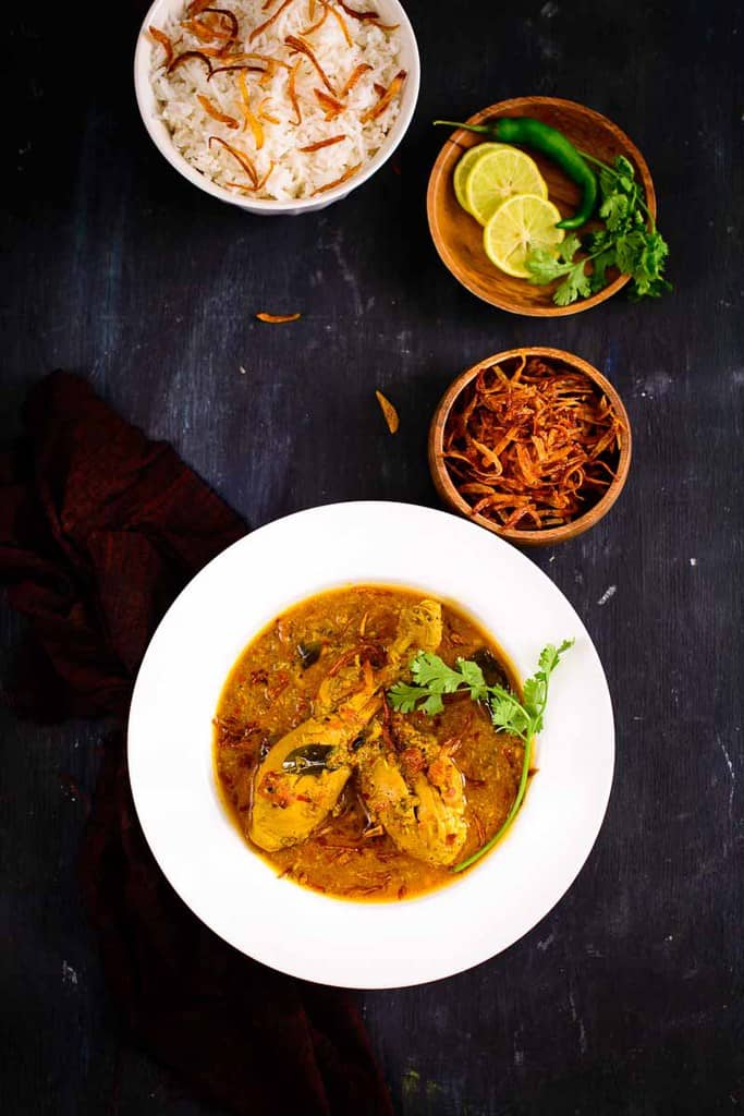 Chettinad Pepper Chicken Masala is a popular dish from the Chettiar community in Tamil Nadu. Here is how to make this curry.
