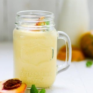 Mango Peach Shake