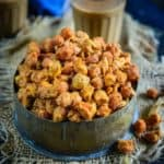 Peanut Masala is a spicy and crunchy, chickpea flour coated and fried peanuts which serves as fabulous tea time snacks. Here is how to make Peanut Masala Recipe or Masala Groundnut.