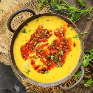 Sultani Dal or Lucknowi Dal is a nawabi Lentil recipe which is of Mughal origin. The dal is cooked along with rich ingredients which gives it a truly royal feel. Here is how to make Sultani Dal Recipe.