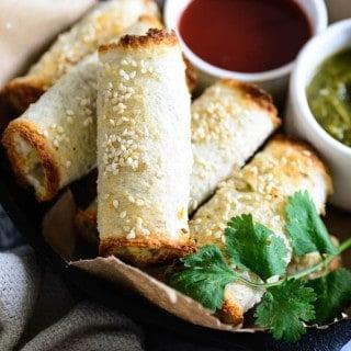 Baked Panner Bread Rolls