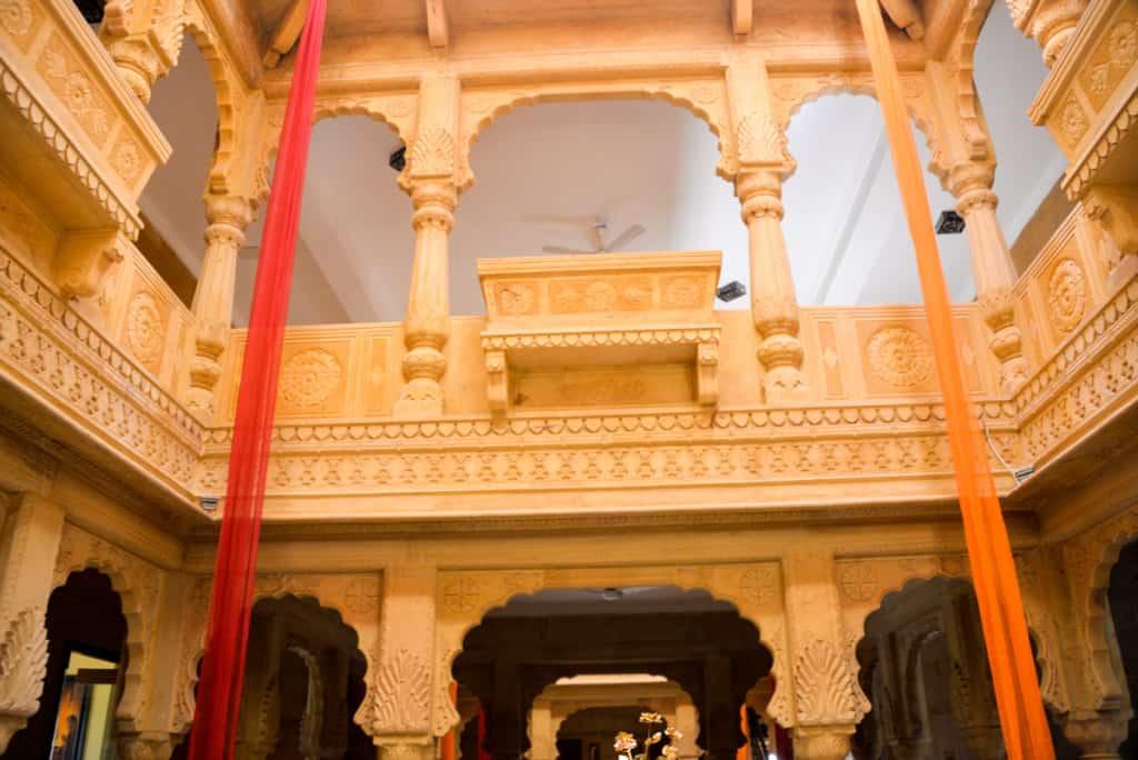 Gulal, Jaisalmer Rajasthan