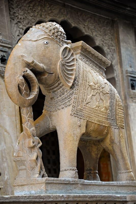 Nathmal Ki Haveli, Jaisalmer Rajasthan