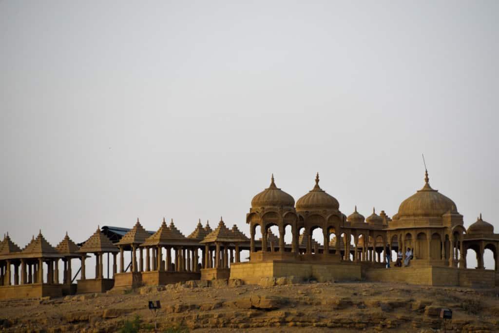Vyas Chhatri, Jaisalmer Rajasthan