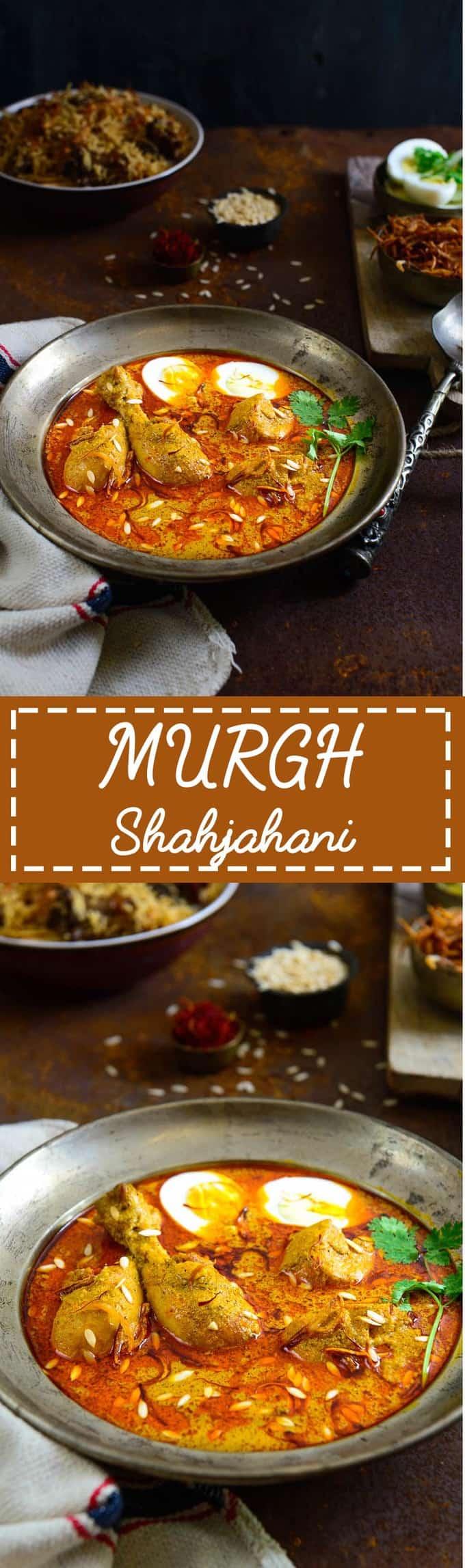 Murgh Shahjahani