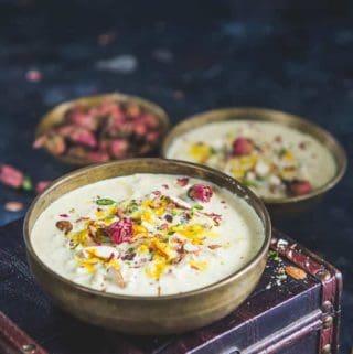 Lauki Ki Kheer (Bottle Gourd Pudding)