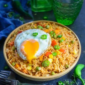 Mexican Rice is a delicious rice based dish. Full of vegetables and other healthy ingredients, this is fantastic to make for family meals.